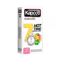 کاندوم 7 کاره گرم کاپوت از بهترین کاندوم های بازار