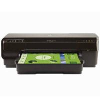 پرینتر رنگی جوهر افشان HP Officejet 7110