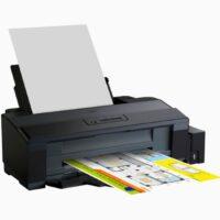 پرینتر رنگی جوهر افشان EPSON L1300 + گارانتی